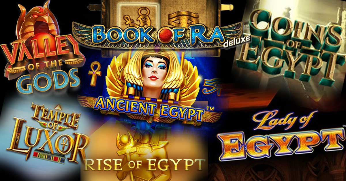 Ägyptische Slots